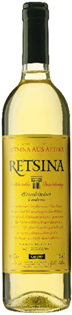 Cavino Retsina 750ml - Case of 6